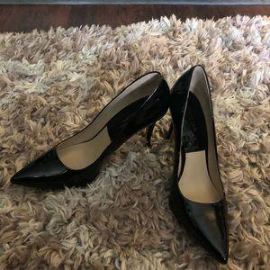 Michael Kors Collection black heels size 381/2